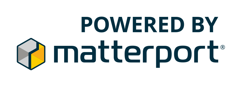 Image of Powered by Matterport Logo