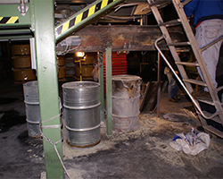 Hazardous environment investigated by Anderson Engineering and Investigations.